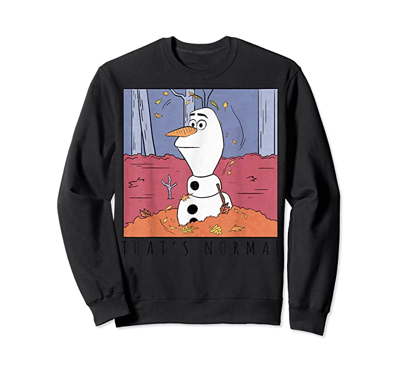 Best Disney Frozen 2 Olaf That's Normal T Shirts