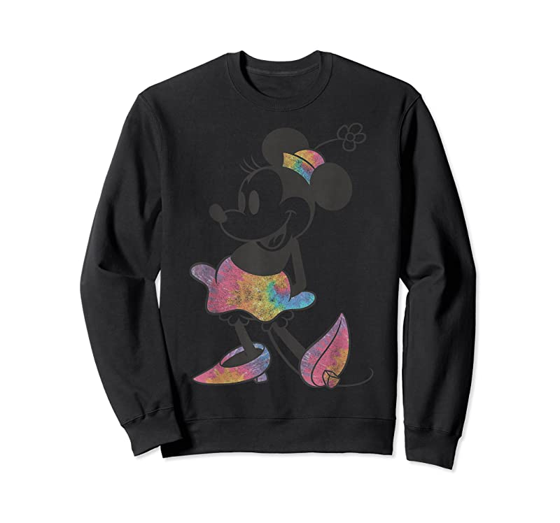 Best Disney Mickey And Friends Minnie Mouse Tie Dye T Shirts