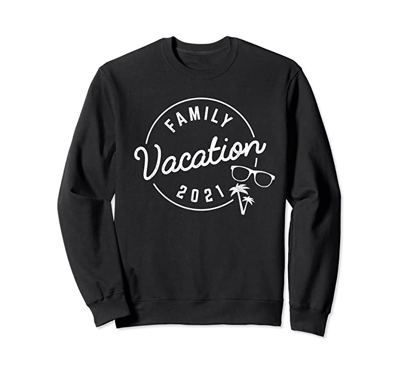 Best Family Vacation 2021 Funny Trip Gift T Shirts