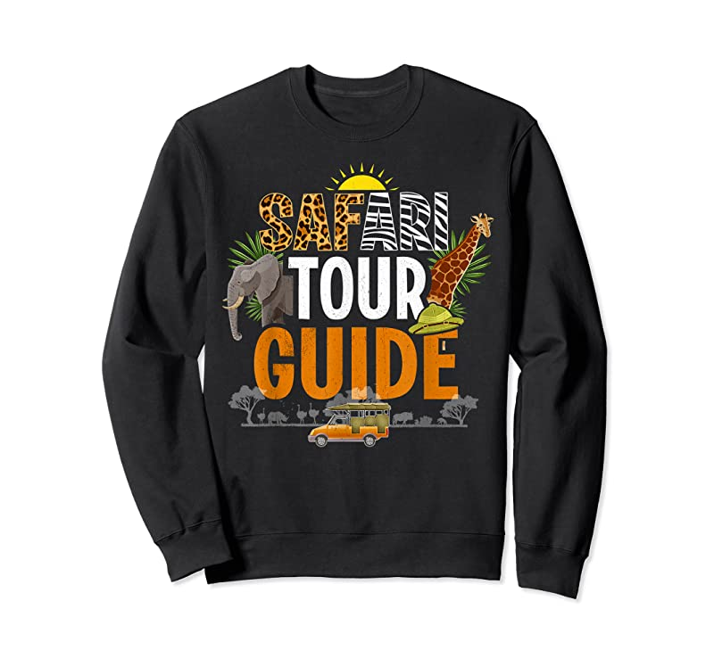 Best Funny Safari Tour Guide Africa Tee T Shirts