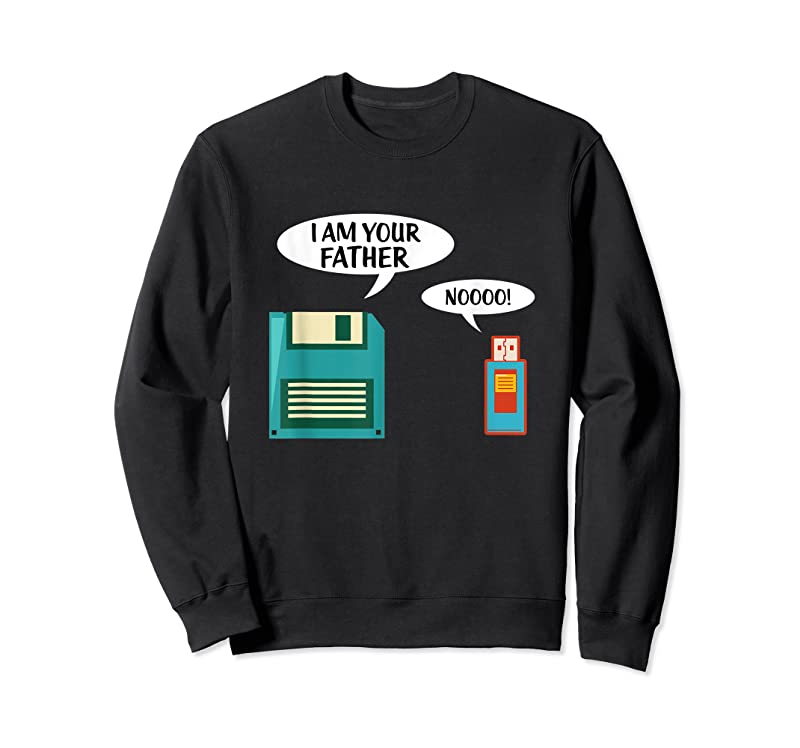 Best I Am Your Father Usb Floppy Disk It Computer Geek Nerd T Shirts