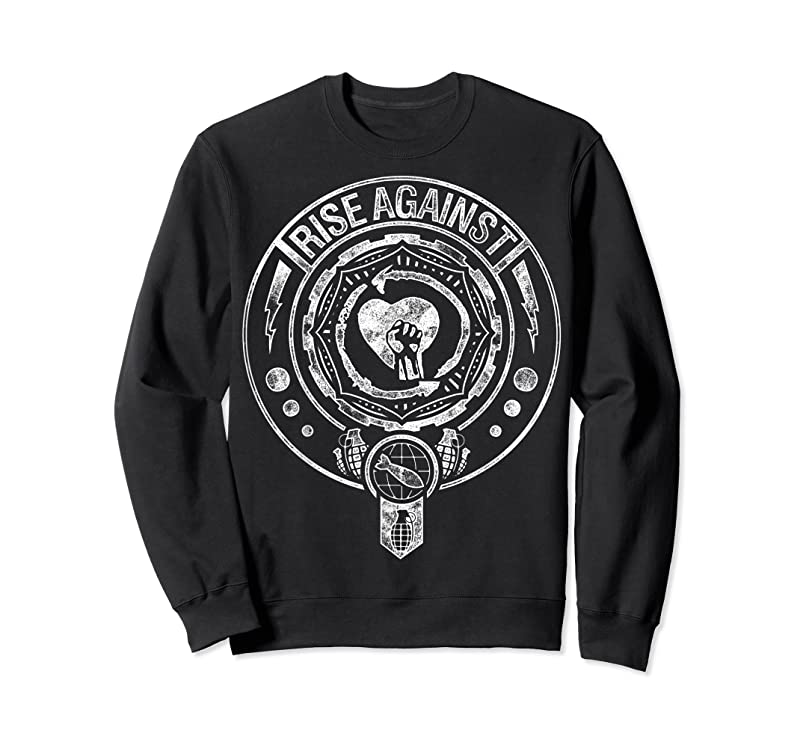 Best Rise Against Bombs Away Official Merchandise T Shirts