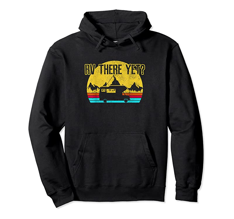 Best Rv There Ye Vintage Retro Camping Funny Camper Gift T Shirts