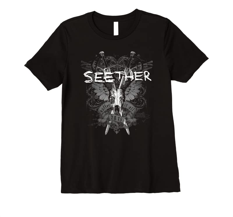 Best Seether Suffer T Shirts