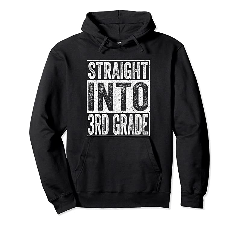 Best Straight Into 3rd Grade Back To School Gif T Shirts