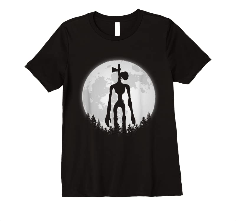 Best Supernatural Cryptid Siren Head For Boys T Shirts