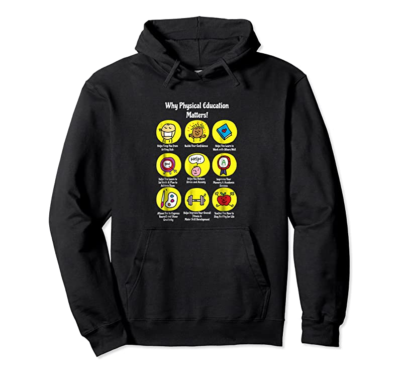 Best Why P.e. Matters Teachable Apparel Coach Gift T Shirts