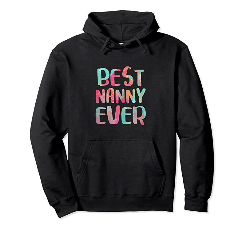 Best Womens Best Nanny Ever Mother's Day Gif T Shirts