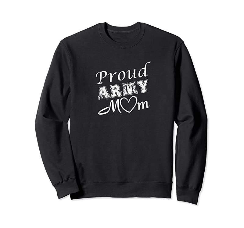 Best Womens Proud Us Army Mom Women's Tee T Shirts