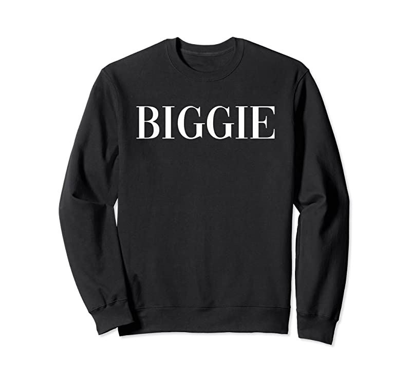 Cool Biggie And Smalls Matching Sorority Funny T Shirts
