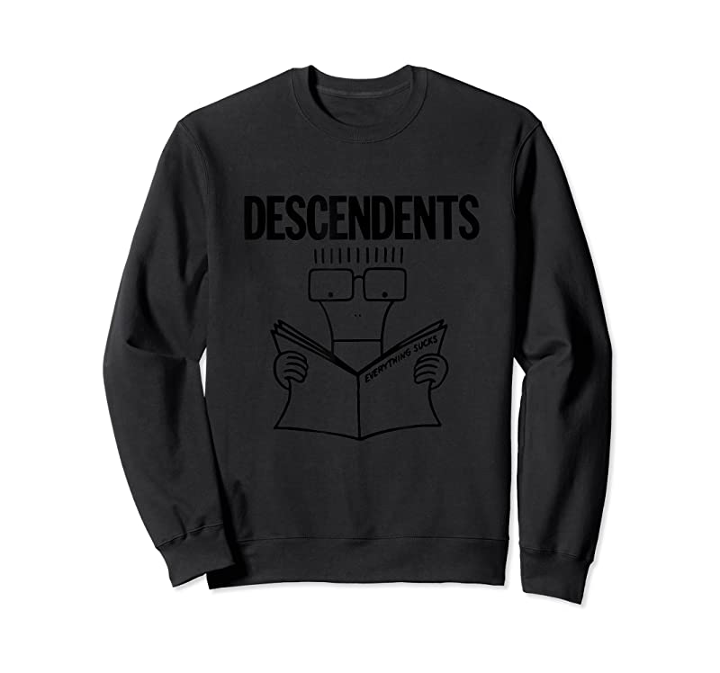 Cool Descendents Everything Sucks Official Merch T Shirts