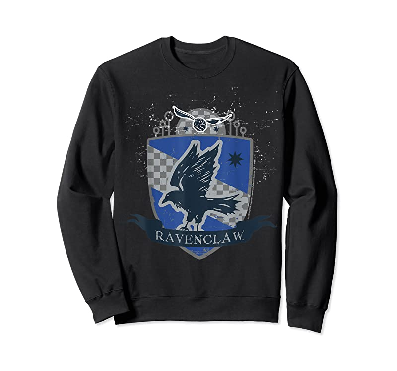 Cool Harry Potter Ravenclaw Quidditch Shield T Shirts