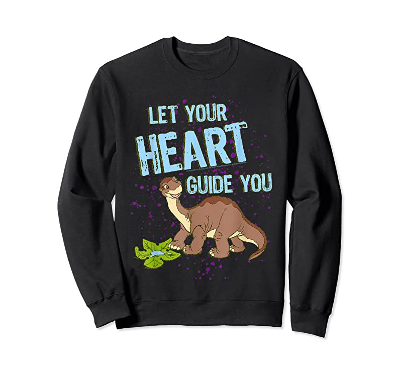 Cool Land Before Time Littlefoot Let Your Heart Guide You T Shirts