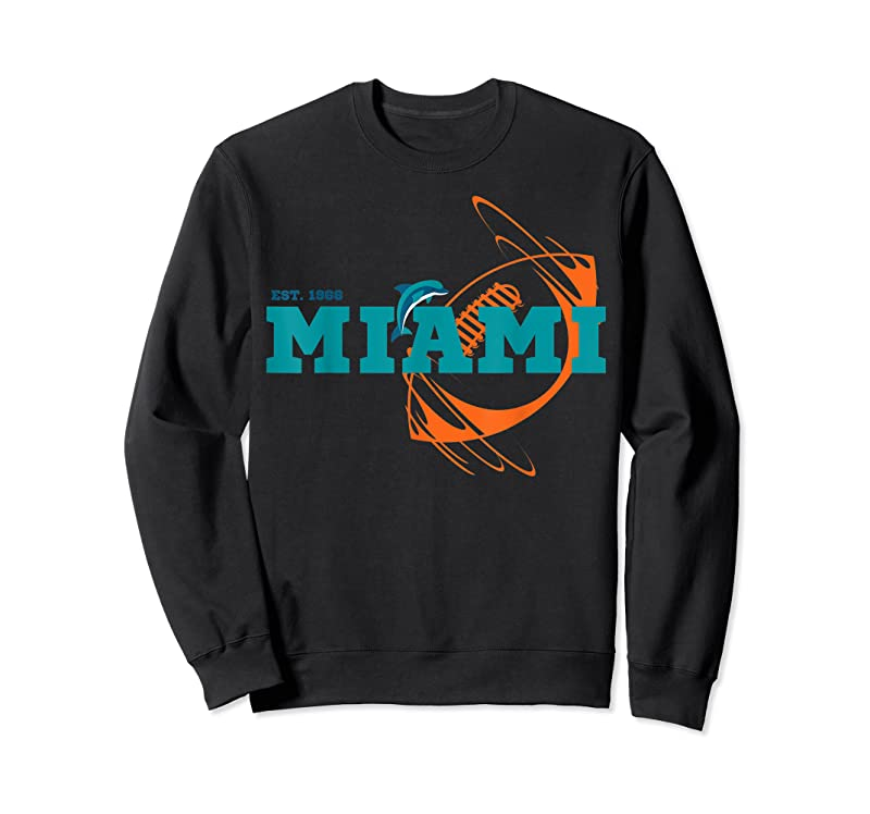 Cool Miami Est 1966 Sports Team Athletic Novelty Dolphin T Shirts