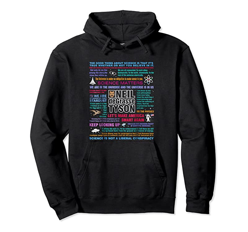 Cool Neil Degrasse Tyson Ndt Quotes T Shirts