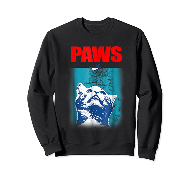 Cool Paws Cat Kitten Kitty Pet Lover Funny Parody T Shirts