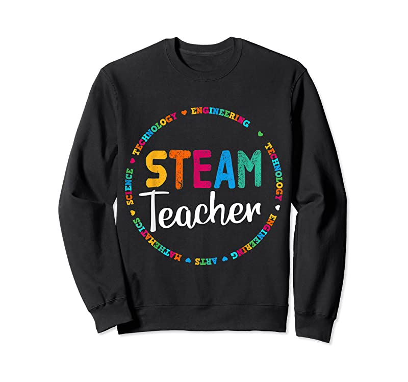 Cool Steam Teacher Back To School Stem Special T Shirts