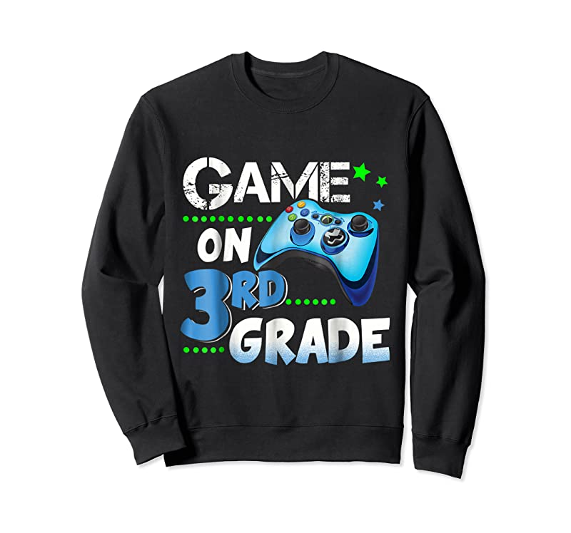 Cool Third Grade Funny Game On 3rd Grade Gif T Shirts