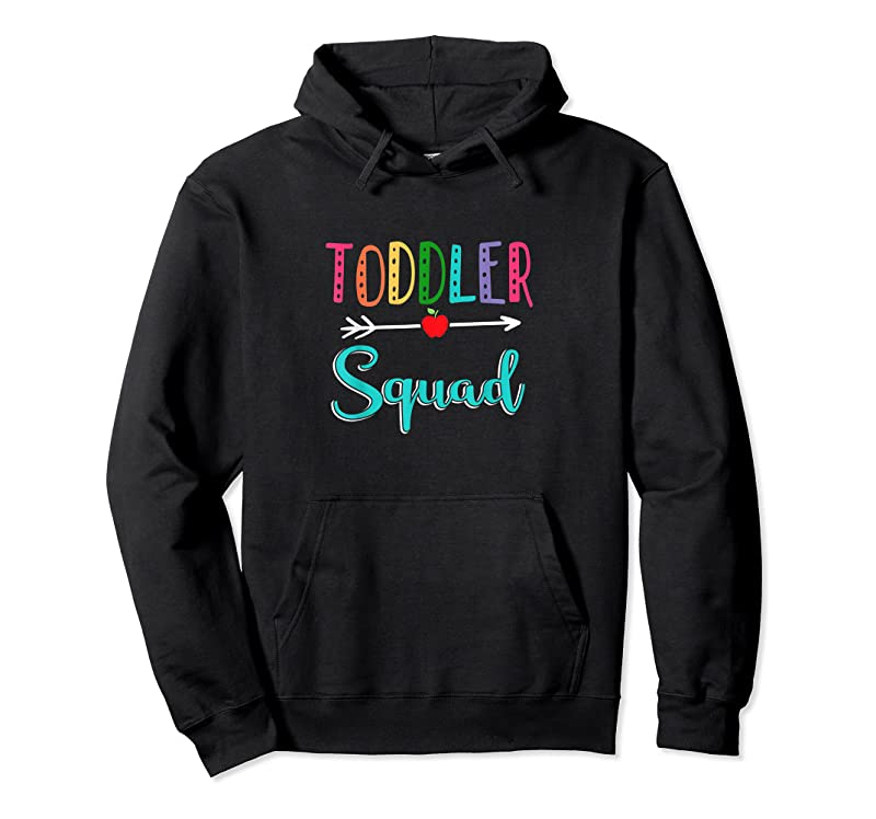 Cool Toddler Squad Teacher Back To School T Shirts
