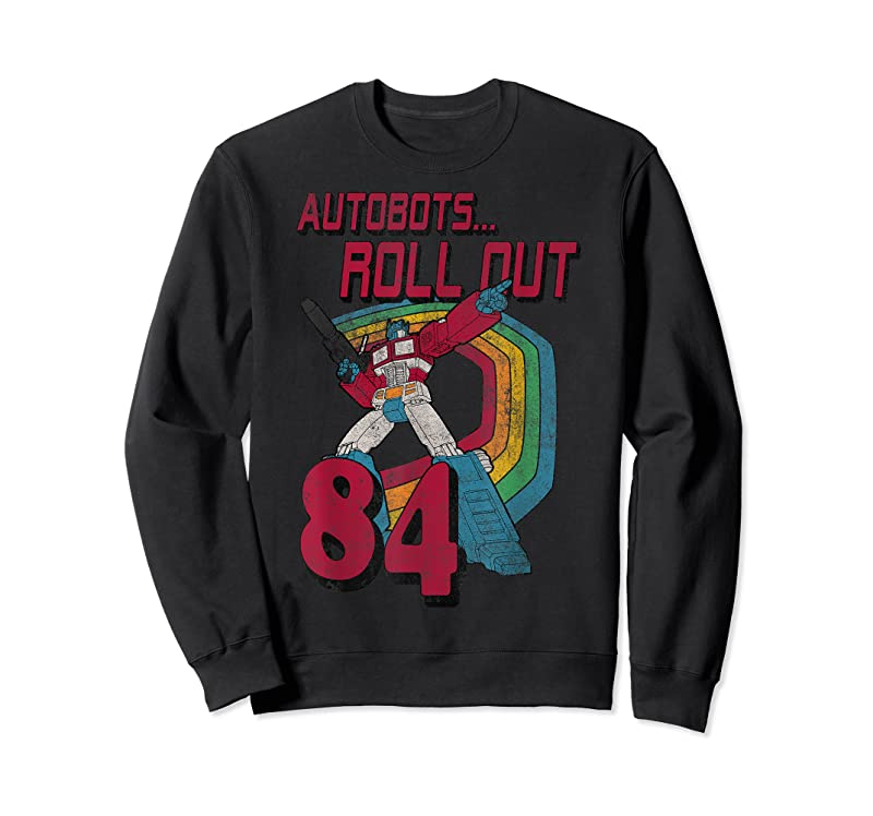 Cool Transformers Autobots Roll Out 84 Retro T Shirts