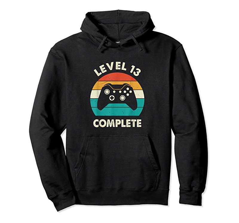 Cool Vintage Level 13th Complete 13 Year Wedding Anniversary Gift T Shirts