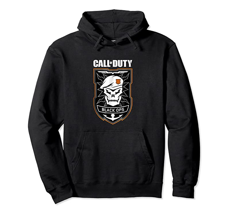 New Call Of Duty Black Ops 4 Badge T Shirts