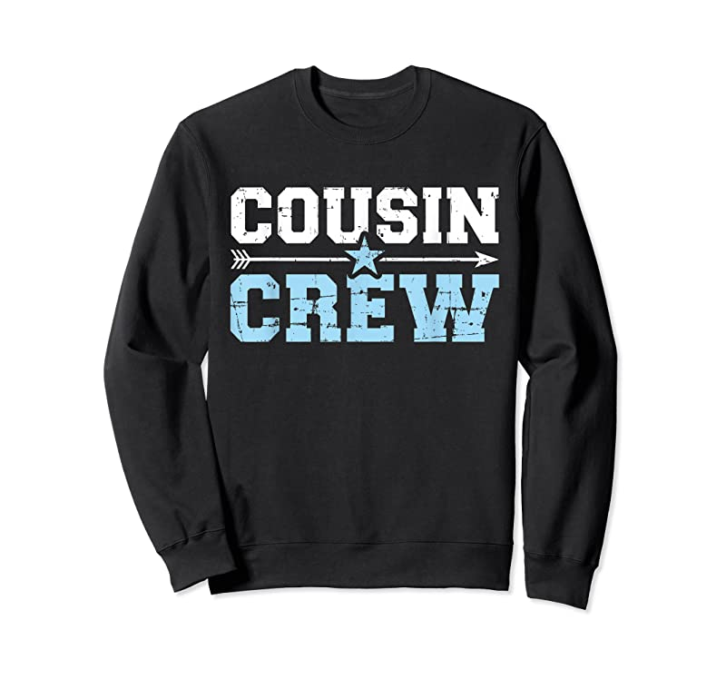 New Cousin Crew T Shirts