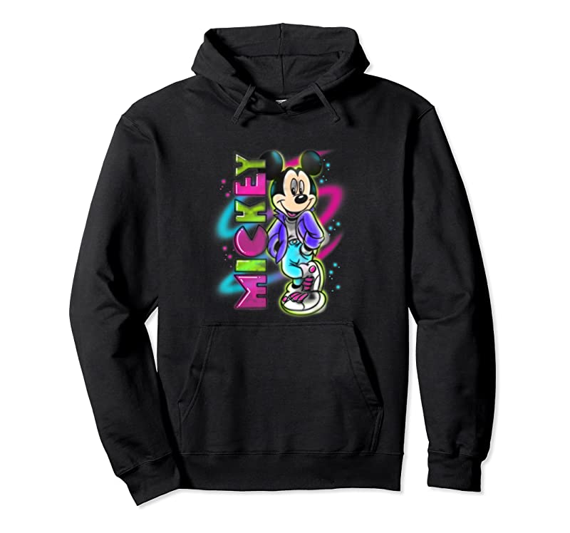 New Disney Mickey Mouse Airbrush T Shirts