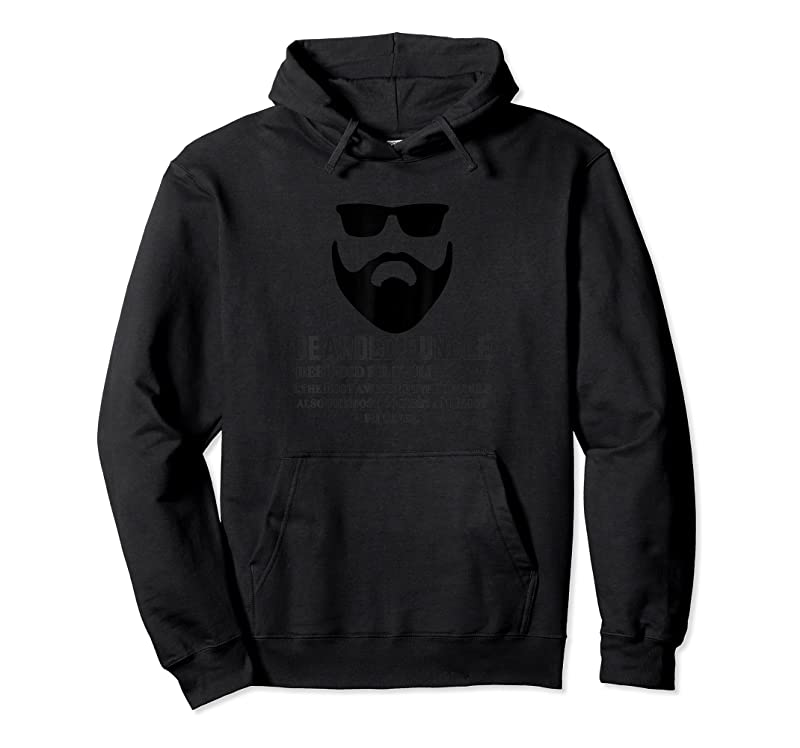 New Mens Bearded Uncle Bearded Funcle Tee Cool Uncle T Shirts