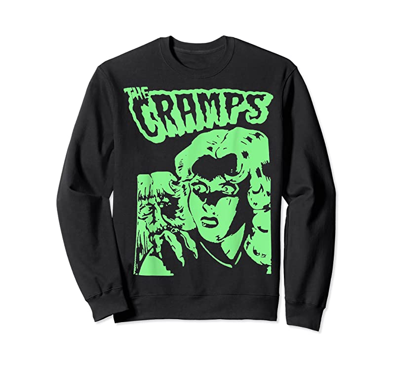 New The Cramps Band Best Tee For Fans Men Women Child Sons T Shirts
