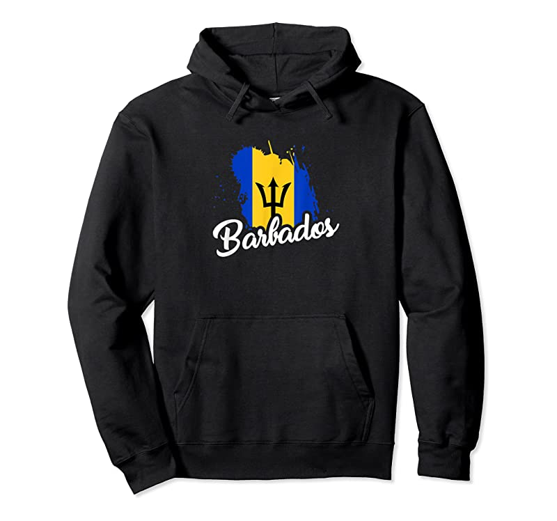 Perfect Barbados Flag Bajan Proud Roots Love Heritage Cute T Shirts
