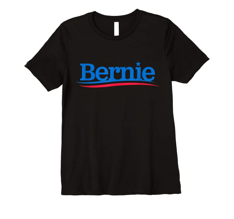 Perfect Bernie Sanders 2020 Elections Logo Presidential Campaign T Shirts