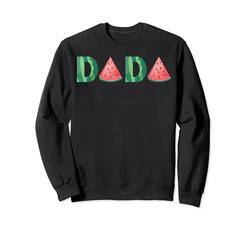 Perfect Dada Watermelon Funny Summer Fruit Gift Great Father's Day T Shirts