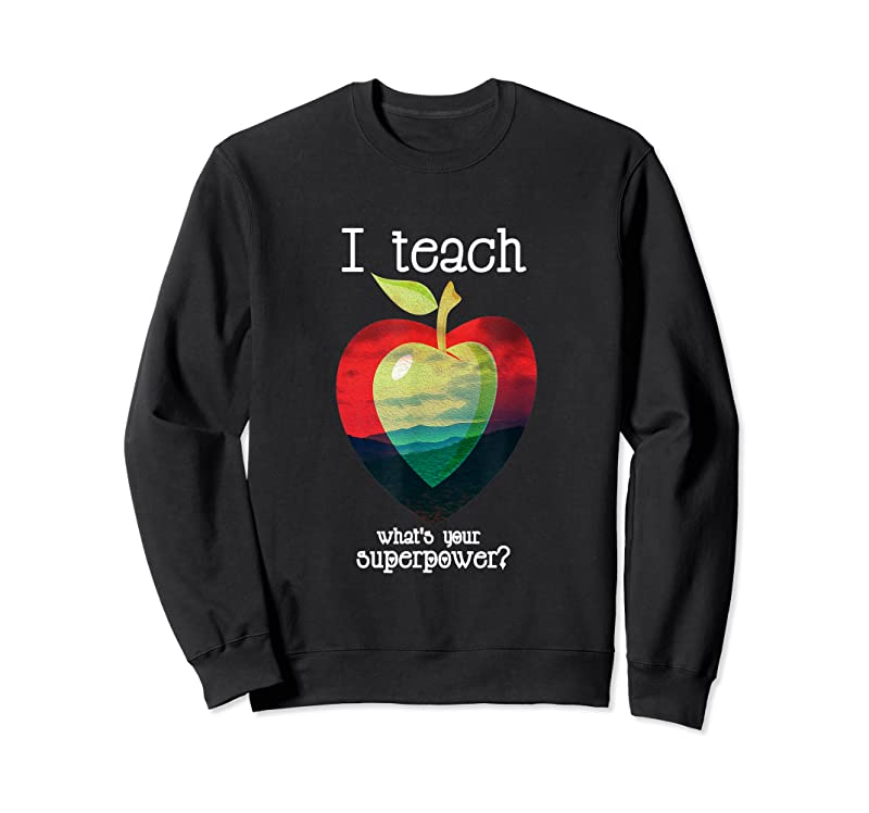 Perfect I Teach What's Your Superpower Teacher T Shirts