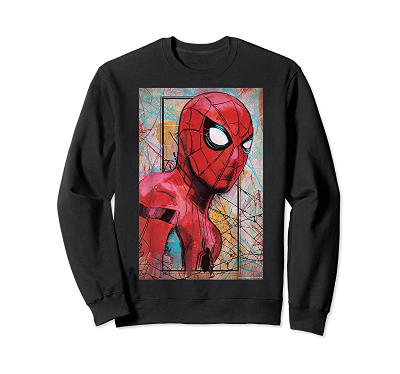 Perfect Marvel Spider Man Far From Home Poster T Shirts