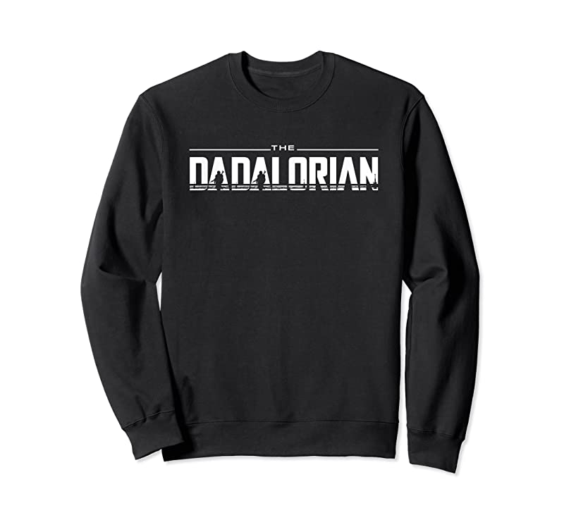 Perfect Mens The Dadalorian Father Tee T Shirts