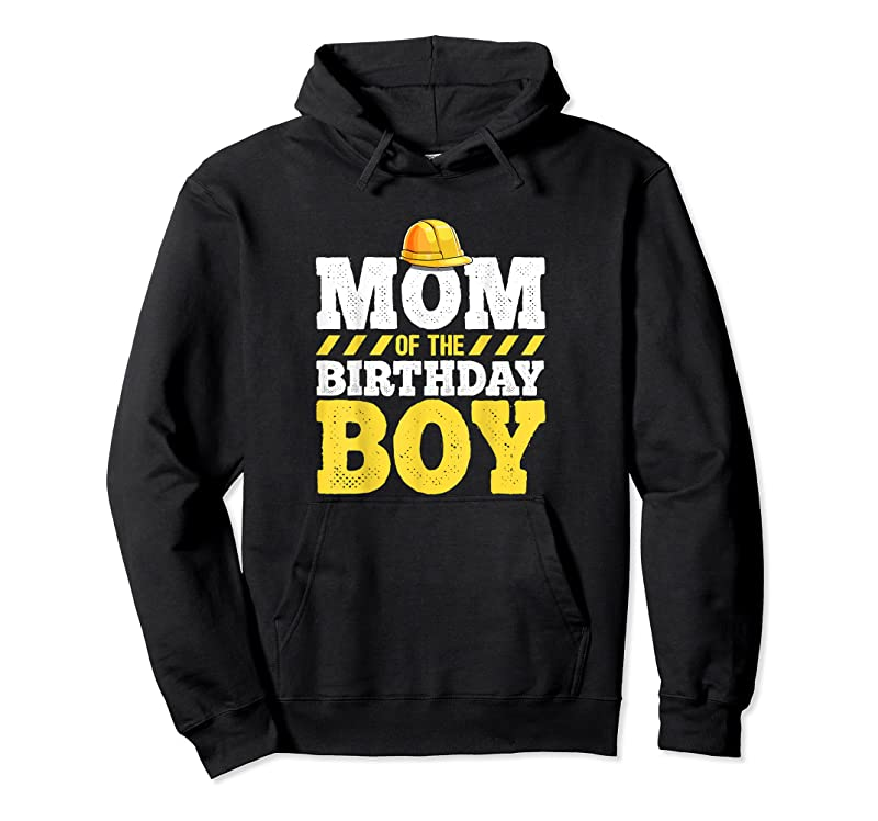 Perfect Mom Of The Birthday Boy Construction Birthday Party Hat Gift T Shirts