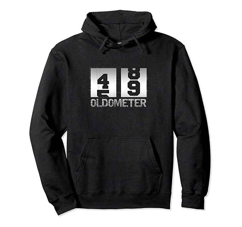 Perfect Oldometer 48 49 49th Birthday Gifts T Shirts