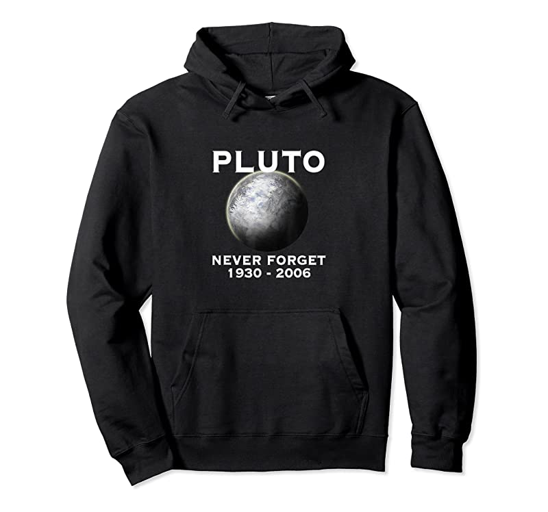 Perfect Pluto Never Forget 9th Planet Solar System Space T Shirts