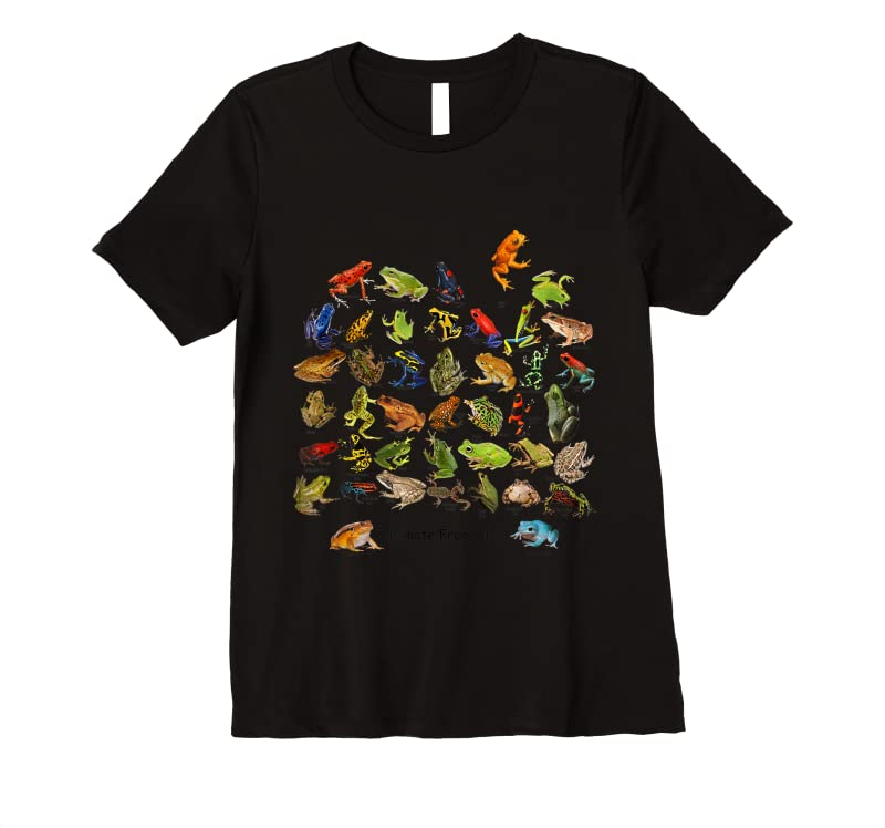 Perfect Ultimate Frog Guide Funny Frog Lover Frog Owner Frogs T Shirts
