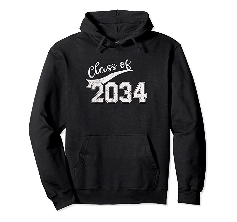 Shop Class Of 2034 Grow With Me Graduation First Day Of School T Shirts