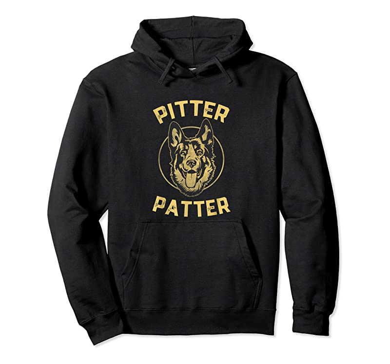 Shop Funny Pitter Patter Arch Logo T Shirts