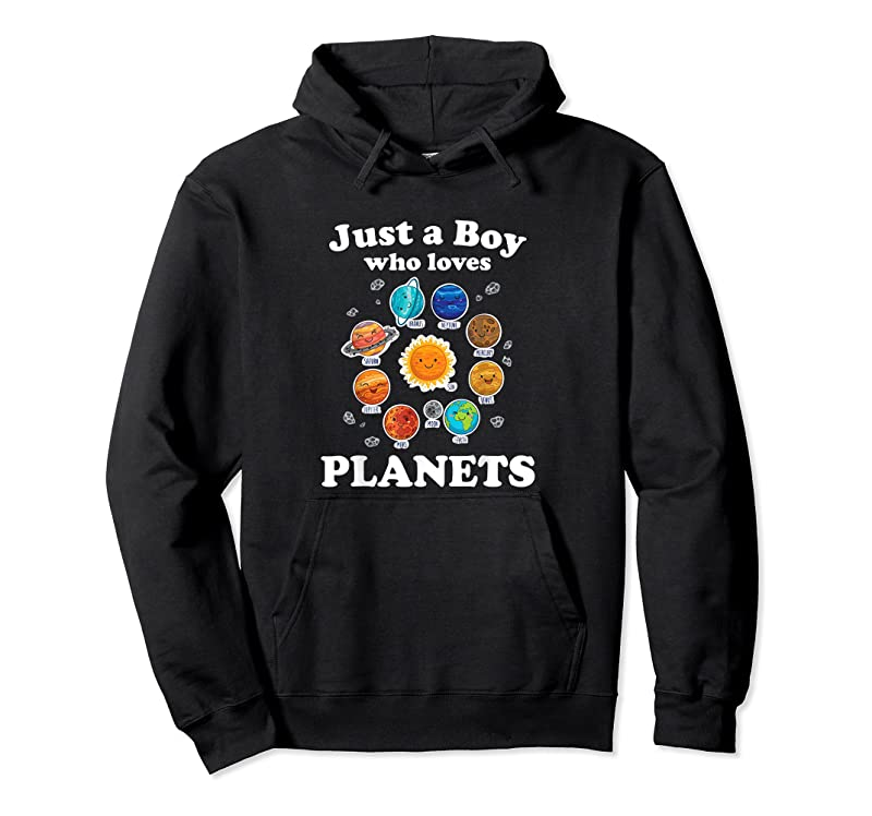 Shop Just A Boy Who Loves Planets Amp; Solar System Space Science T Shirts
