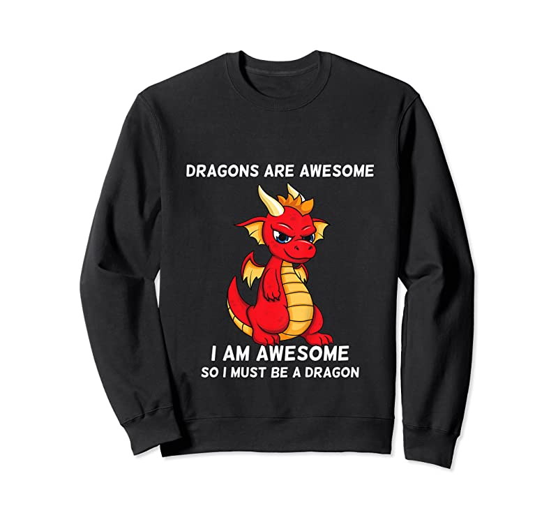 Shop Kids Dragons Are Awesome I'm A Dragon For Boys And Girls T Shirts