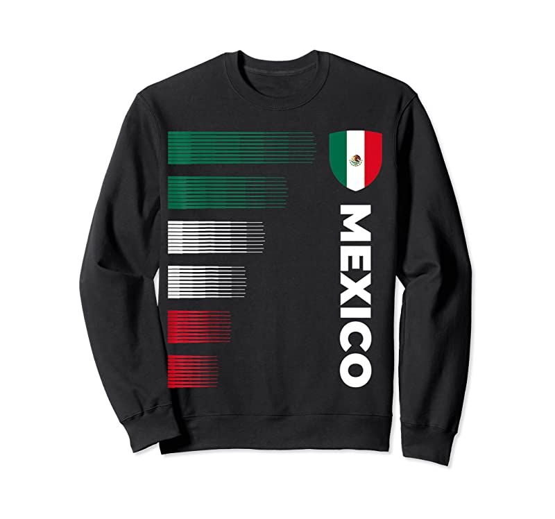 Shop Mexico Flag Emblem Mexican Pride Ancestry Heritage T Shirts