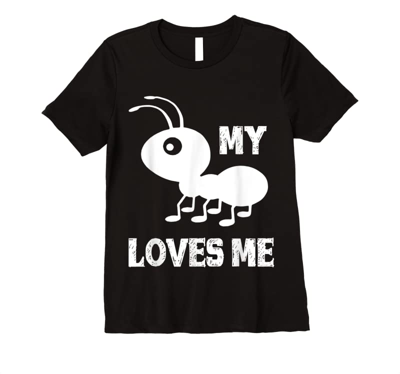 Trending Ant Lovers_my Aunt Loves Me Family Gifts For Nephew Amp; Niece T Shirts