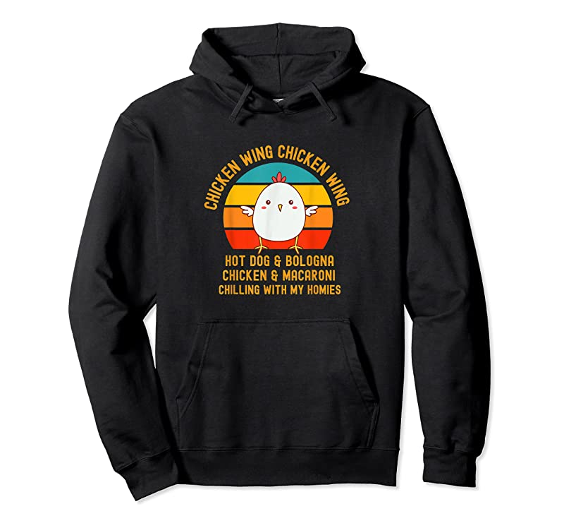 Trending Chicken Wing Chicken Wing Hot Dog And Bologna Toddler 5t T Shirts