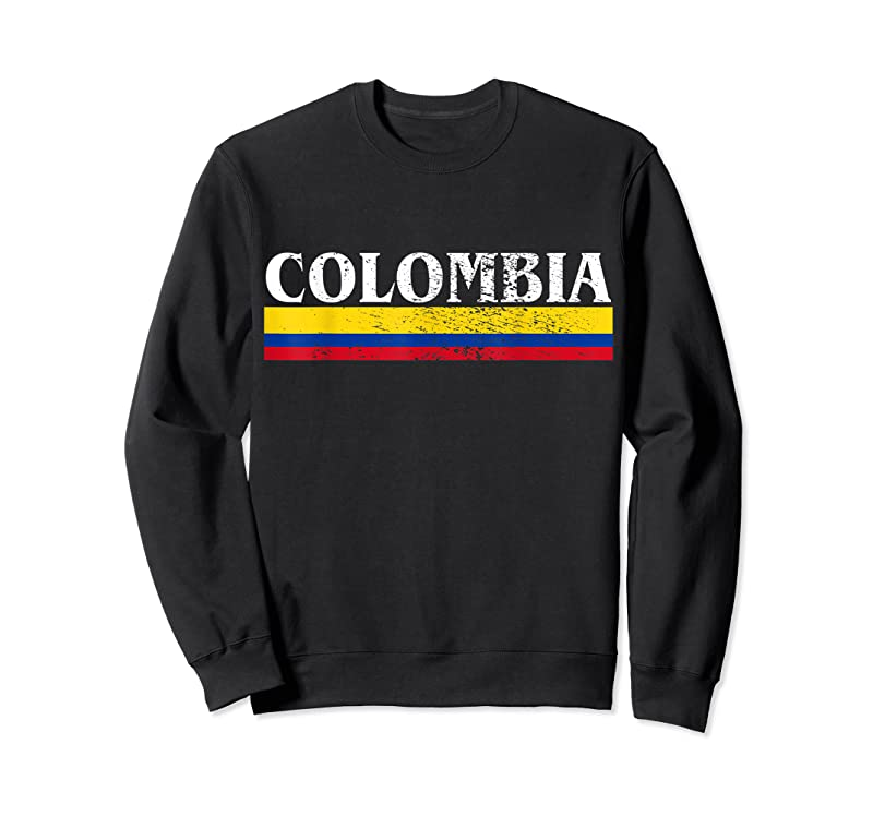 Trending Colombia Vintage T Shirts
