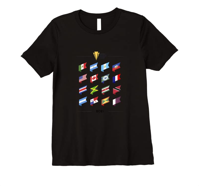 Trending Concacaf Gold Cup 2021 Logo T Shirts