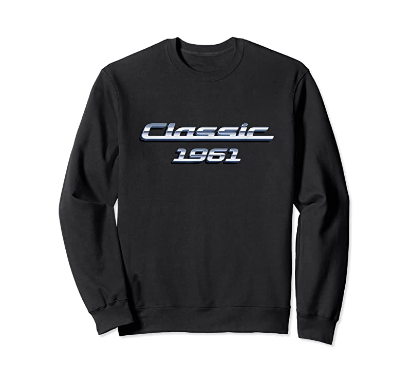 Trending Gift For 60 Year Old Vintage Classic Car 1961 60th Birthday T Shirts